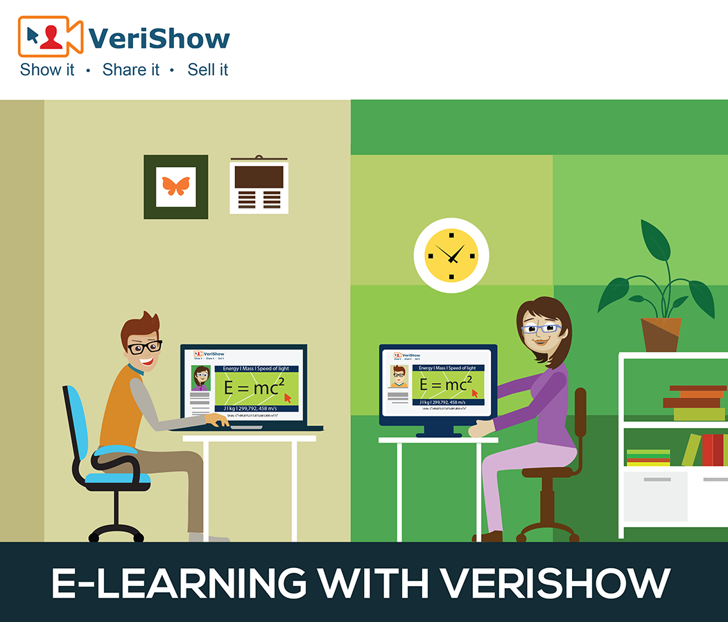 We support creating opportunities for Education. We believe with E-learning we can educate every mind who wants to learn. http://www.verishow.com/elearning/