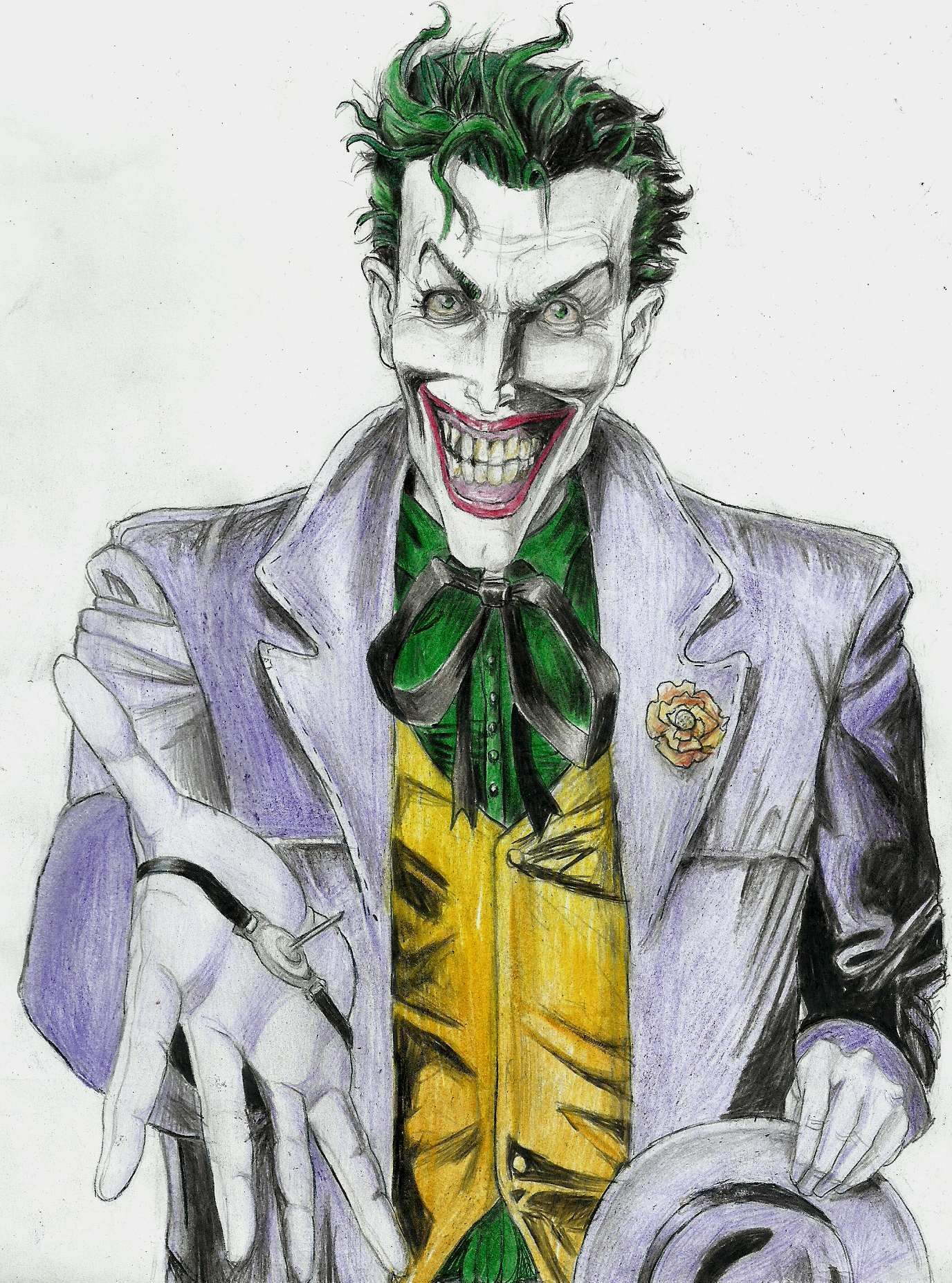 https://s-media-cache-ak0.pinimg.com/originals/ed/de/46/edde46f7169f56d9a030dcafadebe6f9.jpg Comic Joker Painting