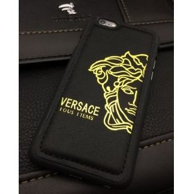 quality design bdddf 21ca7 Fashion Versace Leather Case for iPhone 6 | iPhone 6/6S Cases ...