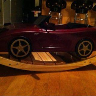 My son car