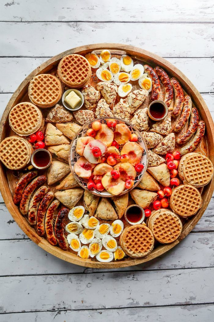 Photo of Epic Summer Waffle Brunch Board