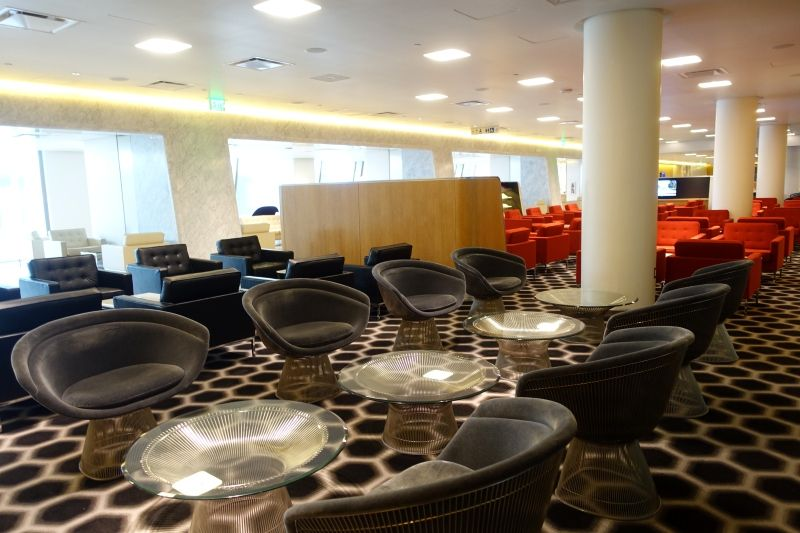 Qantas First Class Lounge Los Angeles Lax Review Travelsort Lounge First Class Luxury Hotel