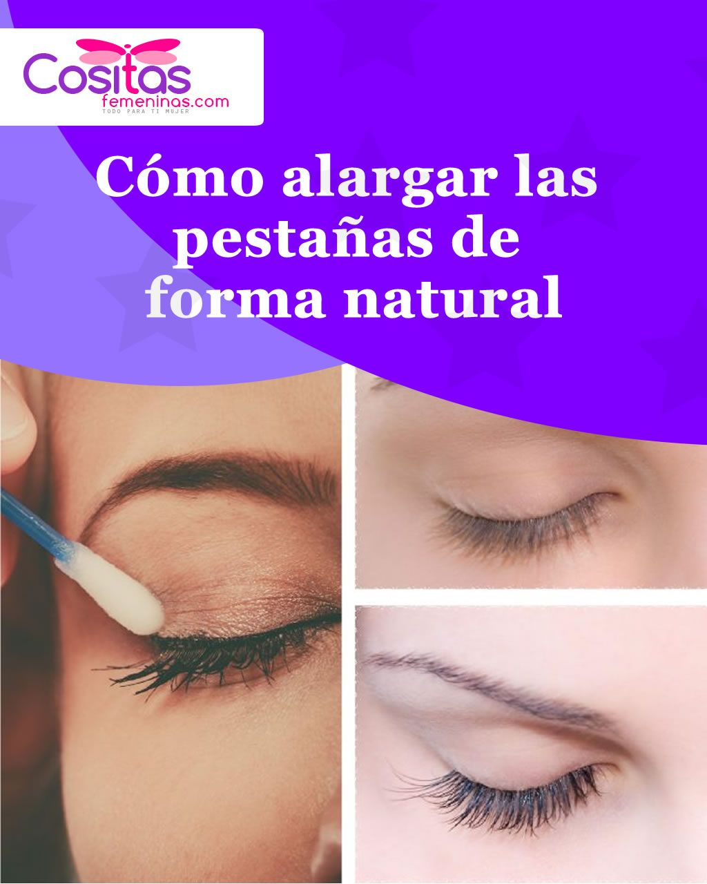 Cómo Alargar Las Pestañas De Forma Natural Pestañas Pestañaslargas Tratamientos Remedios Beauty Skin Care Beauty Hacks Beauty Skin