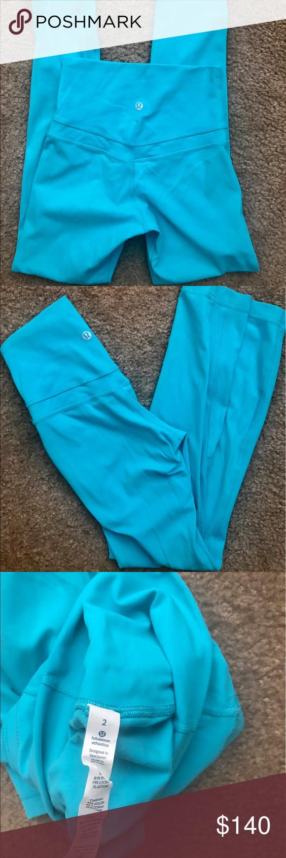 Lululemon original align pants. Sz 2. EUC Lululemon original align pants. Sz 2. EUC lululemon athletica Pants Leggings
