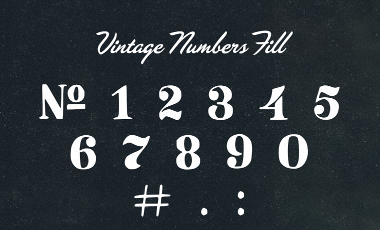 number fonts Google Search in 2020 Best number fonts