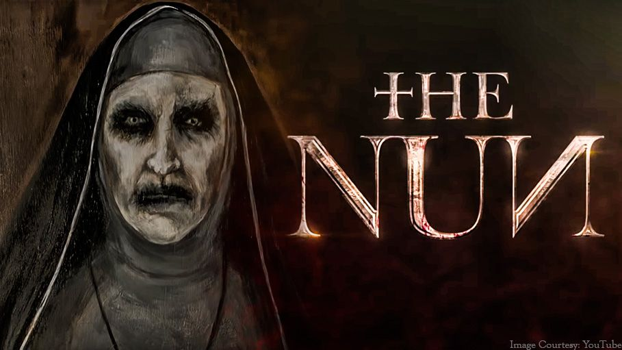Download The Horror Movie #The_Nun From #Dailymotion By Using