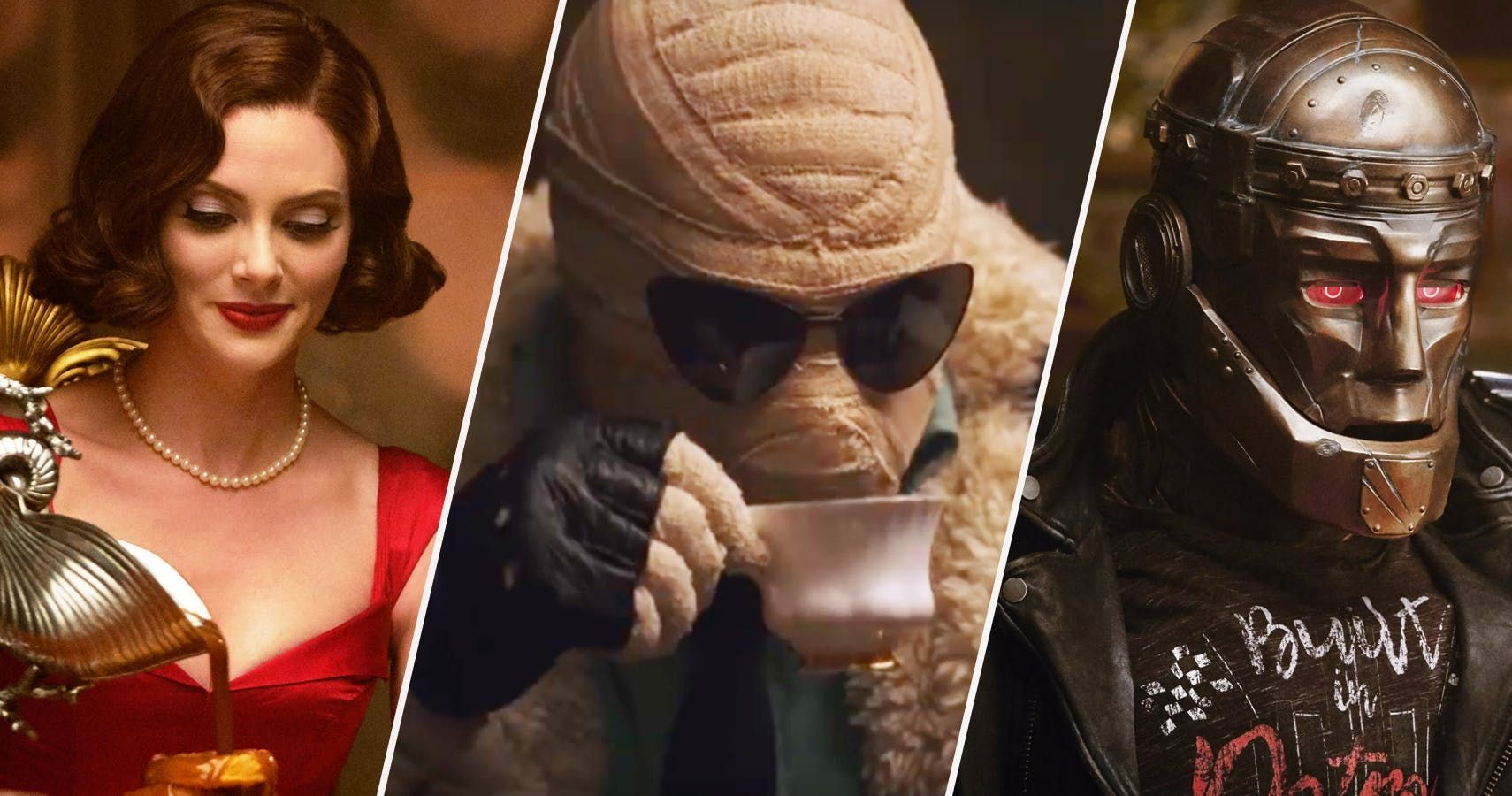 Doom Patrol Season 2 Trailer Release Date Cast Plot Spoilers