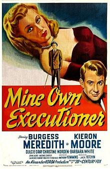 Download Mine Own Executioner Full-Movie Free