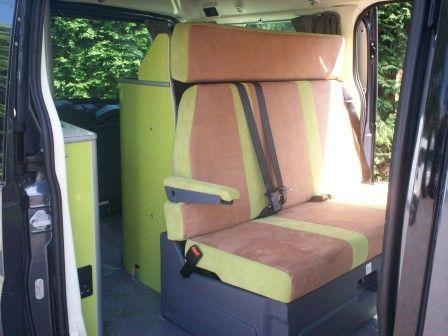 Ford Transit Westfalia Nugget Elevating Roof Camper Van Ford