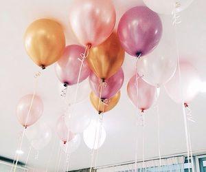 Birthday, balloons, pastel, birthday vibe