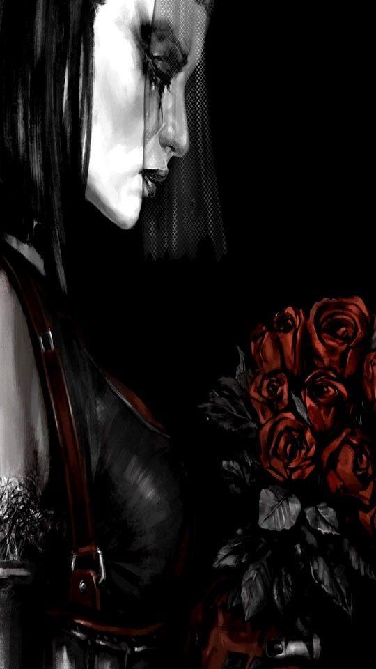 Pin van Derja op Gothic darkness