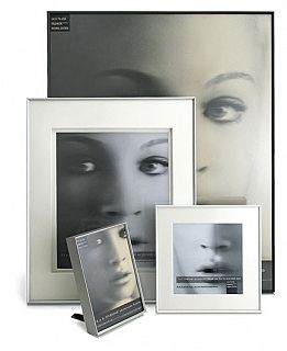 Framatic Fineline 11x11 White Frame With 8x8 Shadow Mat Picture Frames Picture Frame Sizes Picture Frame Colors