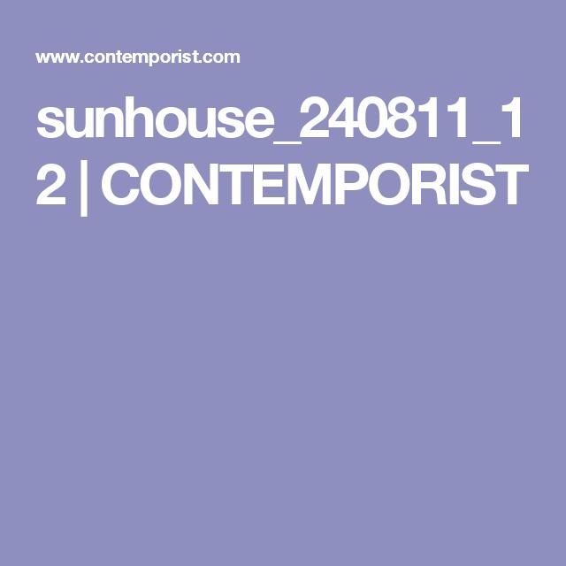 sunhouse_240811_12 | CONTEMPORIST