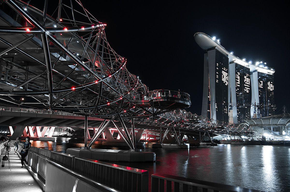 Marina Bay Sands on Behance