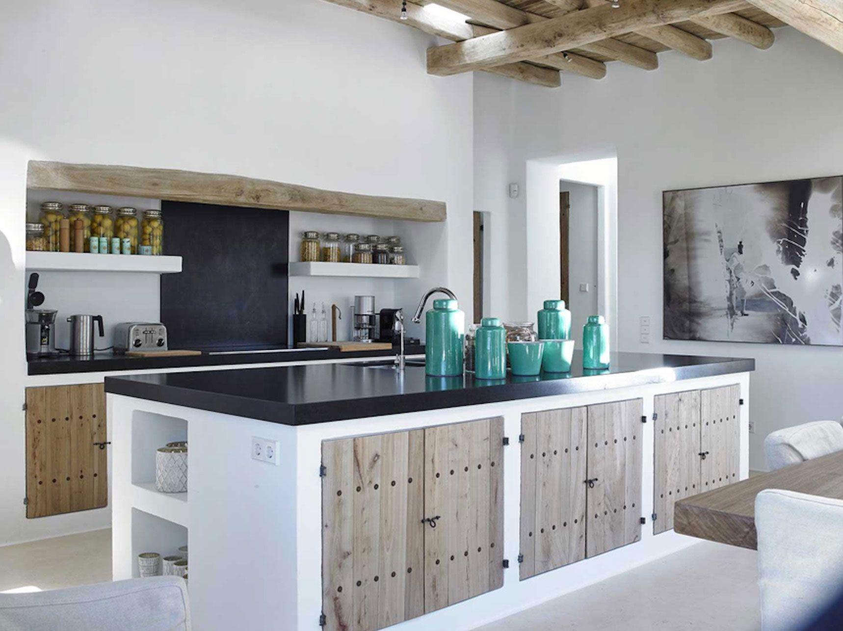 Noches en Ibiza | Casas de campo | Pinterest | Cucine, Mobili ...