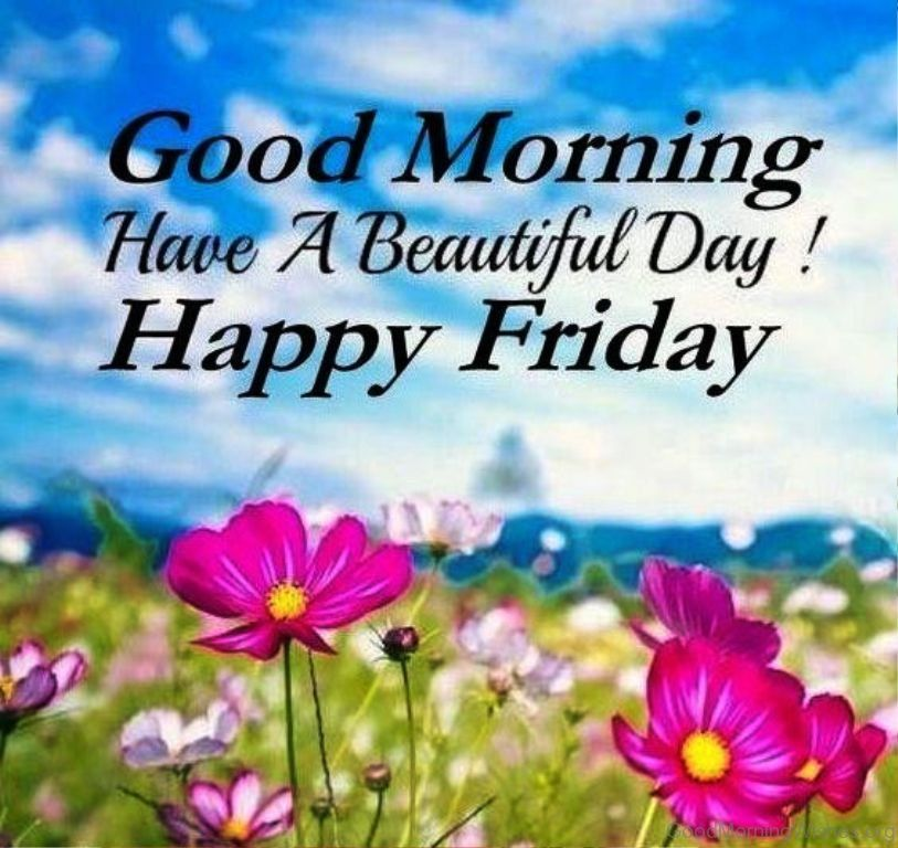 Motivational Friday Quotes And Sayings | Good morning ...