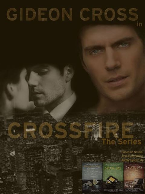 gideon cross | Gideon Cross Fanpage shared Shawn Cool 's photo .
