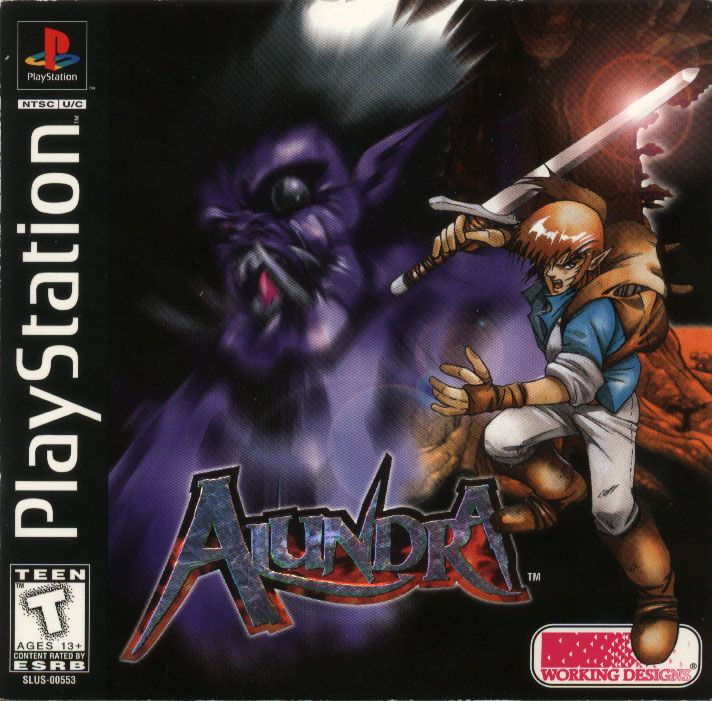 Alundra Wikipedia The Free Encyclopedia Playstation Games Playstation Classic Video Games