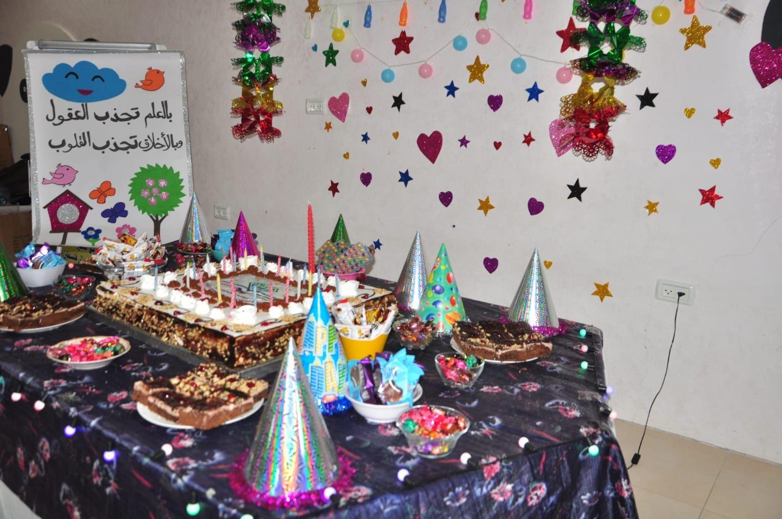 حفلة بالعلم تجذب العقول وبالأخلاق تجذب القلوب مصطفى نور الدين Birthday Birthday Cake Cake