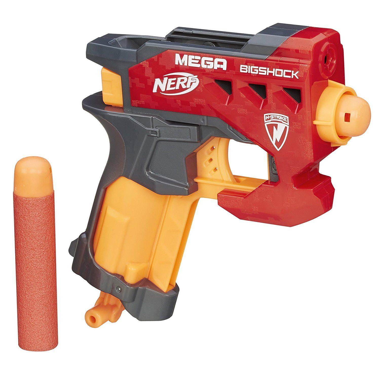 Action figures · Golden Barrett Rifle Nerf Toy Gun ...