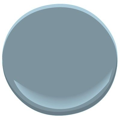 Benjamin Moore Polaris Blue 1649 For The Home House