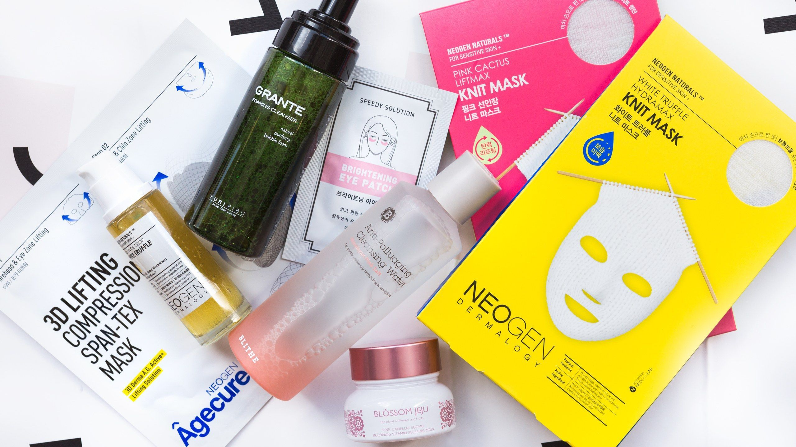 32 Best Korean Skin-Care Products of 2018 - K-Beauty Guide
