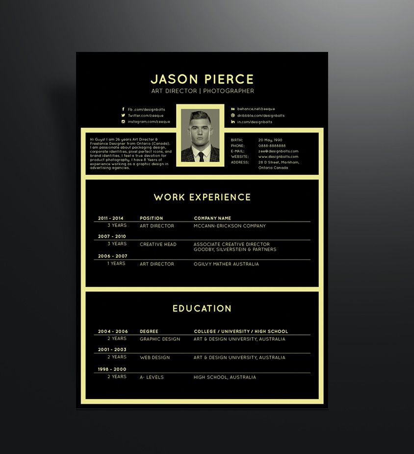 FreeBlackProfessionalResumeTemplate  Resume Ai