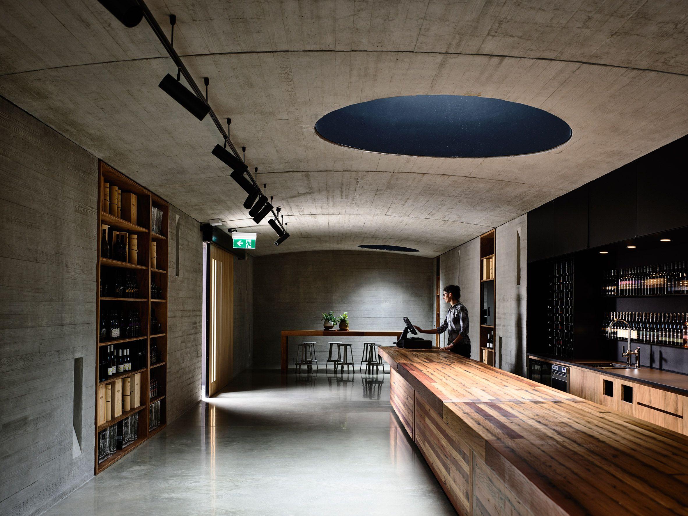 Tarrawarra cellar door by kerstin thompson architects photography