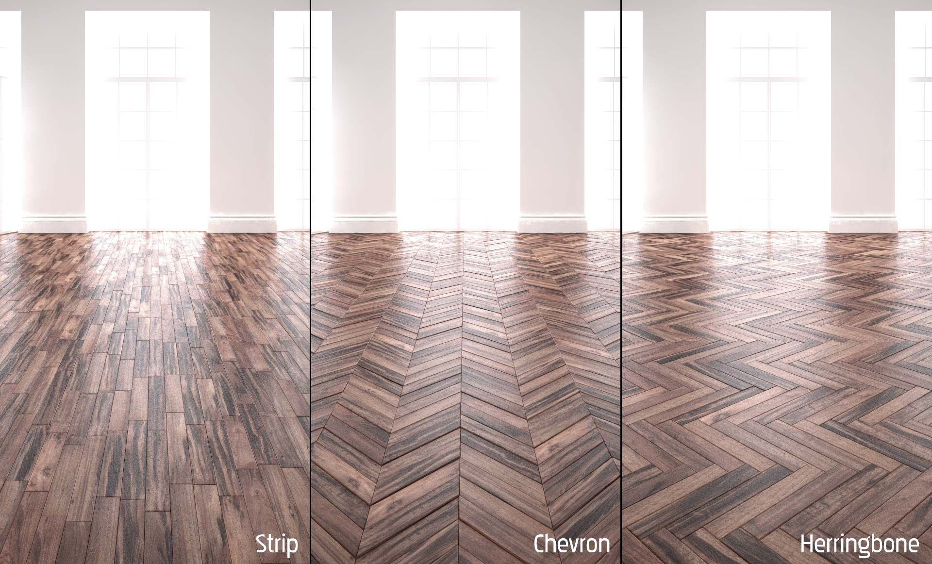 Zigzag floors google zoeken flooring pinterest parquetry this tutorial explains how to model parquet floors from individual planks using railclone in this part well create a parquet floor with herringbone style dailygadgetfo Gallery