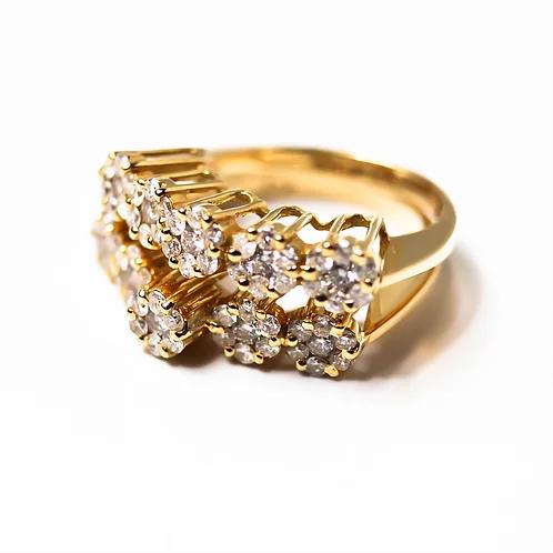 خاتم ألماس آرتشيك عيار 18 Maryam Co Wedding Rings Engagement Rings Rings