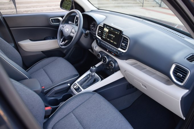 Good Fit And Finish Loads Of Technology Innovative Features And The Perfect Application Of A Comforting Color Thanks Hyundai Best Interior It Is Finished