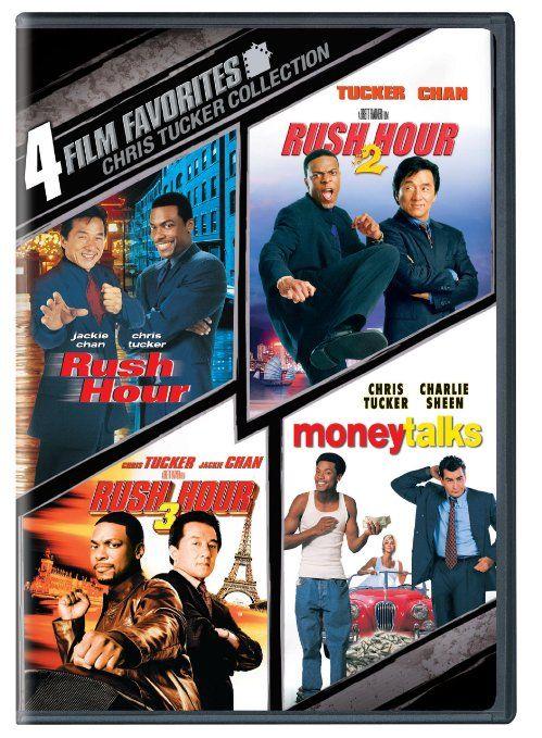 4 Film Favorites Chris Tucker Money Talks Rush Hour Rush Hour