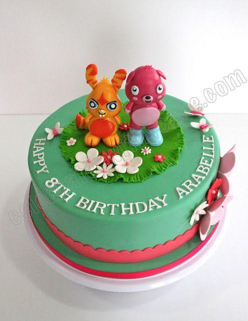 Minnie Mouse Cupcakes Singapore  Cartoon Cakes In Singapore