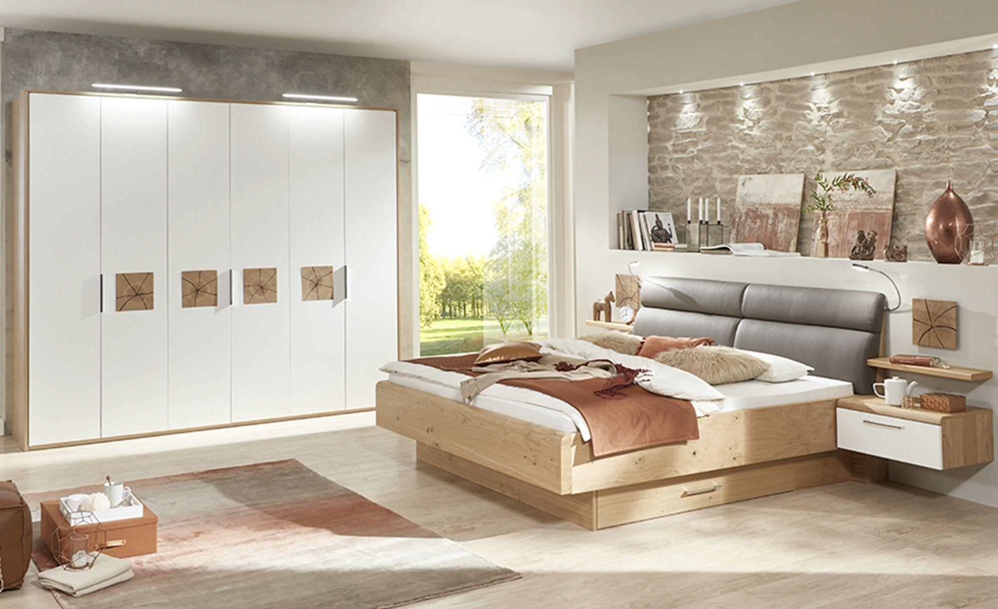 Billig schlafzimmer komplett günstig mit boxspringbett