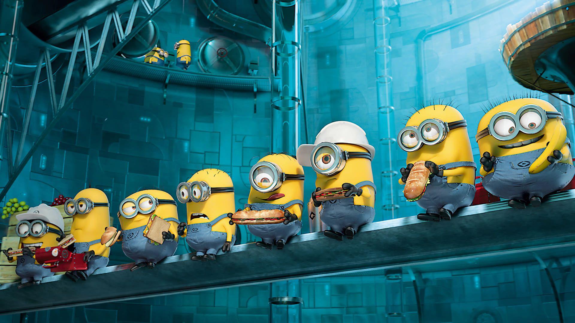 Ich Einfach Unverbesserlich 2 2013 Ganzer Film Deutsch Komplett Kino Nachdem Der Superschurke Gru Die Drei Barang Minion Minions Despicable Me Despicable Me
