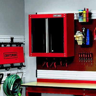 Superbe Craftsman Garage Cabinet.