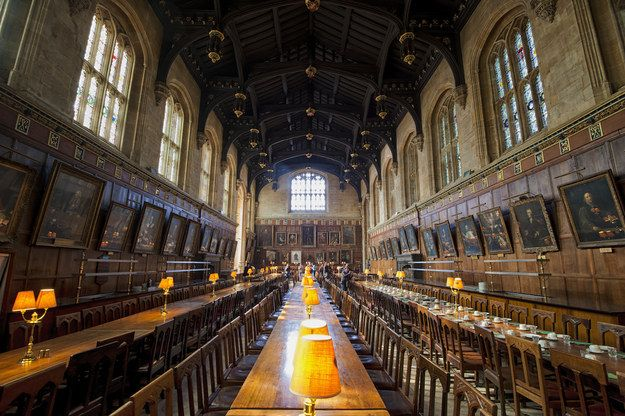 Christ Church College Great Hall University Of Oxford Oxford U K Christ Church Oxford Christ Church Visiting England