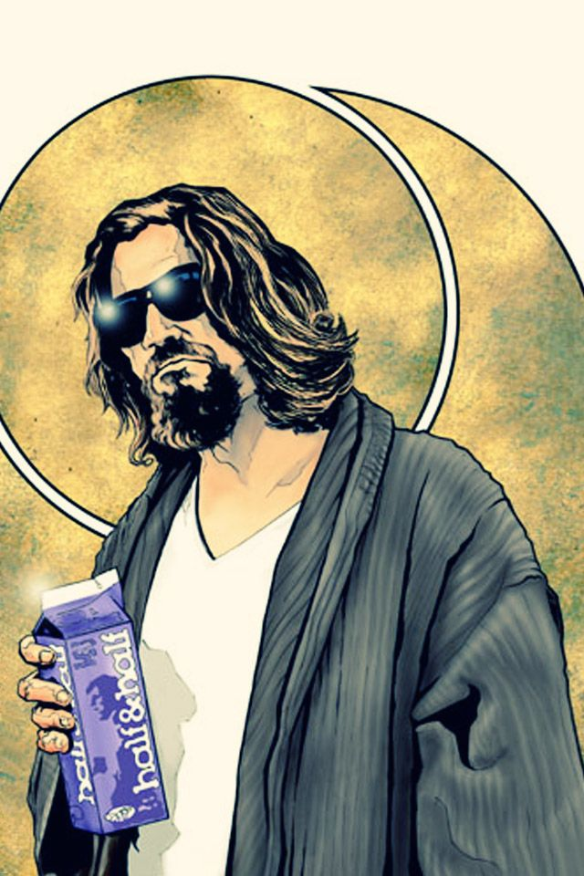 The Big Lebowski Iphone Hd Wallpapers Cool Movies On Background
