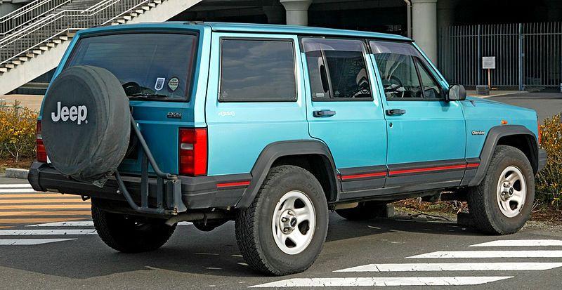 Oem Xj Spare Tire Carrier Swingarm Jeep Cherokee Jeep Xj Jeep