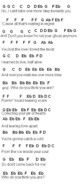 Jar Of Hearts Uke Chords : hearts, chords, Christina, Perri-Jar, Hearts, Flute, Sheet, Music,, Clarinet, Music