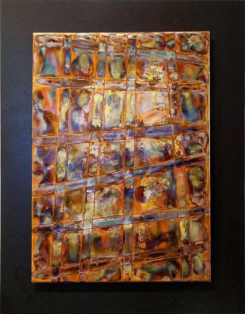 Copper Weaving Board John Searle Outdoor Copper Wall Art Copper Wall Art Wall Art Uk Outdoor copper wall art