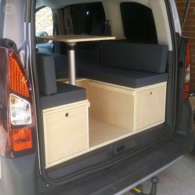 Mil anuncios com mueble camper furgoneta furgoneta pinterest furgonetas muebles cama y - Muebles furgoneta camper ...