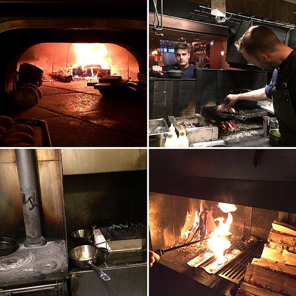 Playing With Fire: Ekstedt Restaurant In Stockholm