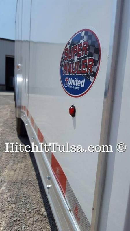 RACE TRAILER OKLAHOMA TULSA Brand NEW 24 foot United Super Hauler Gooseneck Trailer. On Display at the Tulsa Shootout Chili Bowl  Race Ready 918-286-7900 HITCH IT TRAILER SALES 5866 S. 107TH E. AVE TULSA, OK 74146 www.RaceTrailersOK.com www.RaceTrailersTulsa.com  www.RaceTrailersOklahoma.com transporter, car hauler #HitchIt #TrailerSales #TrailerParts #TrailerRepair #TruckAccessories #Tulsa #Oklahoma #UnitedTrailers #RaceTrailer #SuperHauler #Trailer #TulsaShootout #Shootout2017