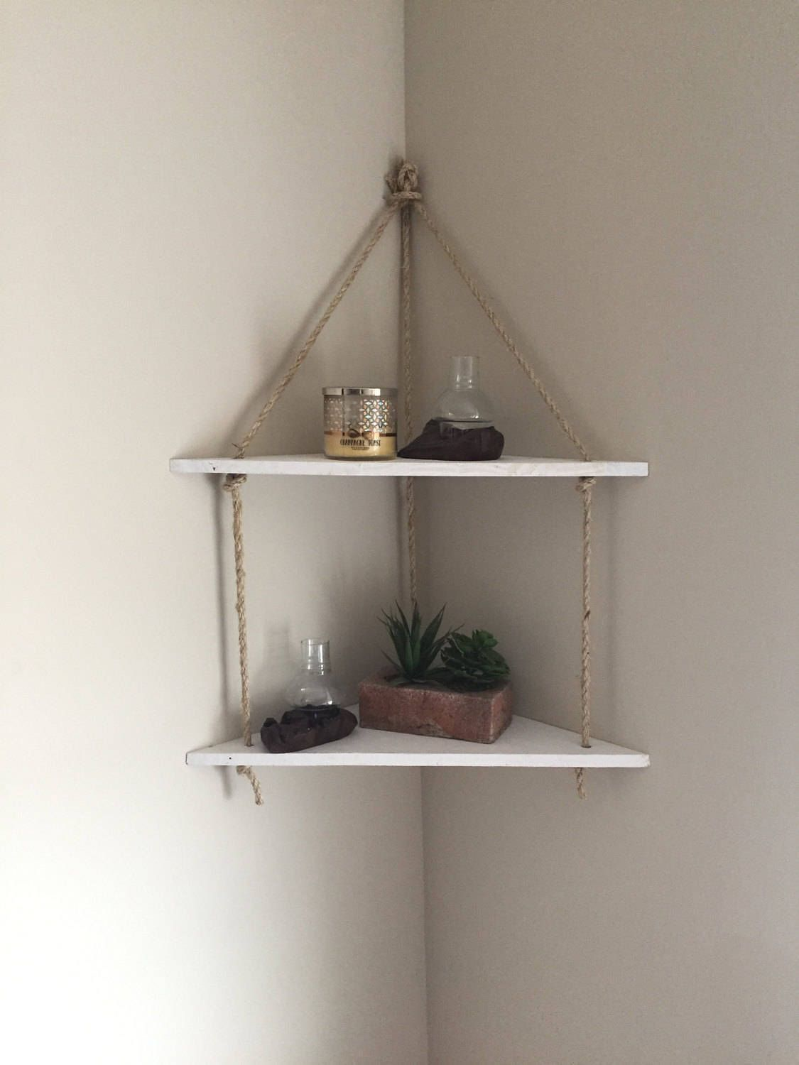 Pin By Jessica Orr On Diy Projects Corner Shelves Corner Wall Shelves Diy Corner Shelf