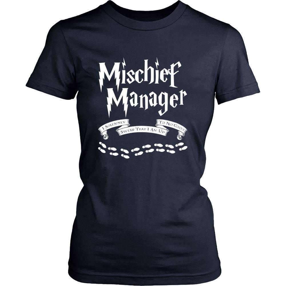 Mischief Manager - Apparel