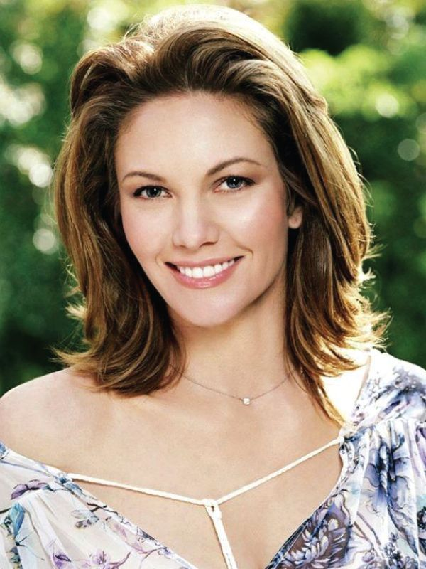 Diane Lane With Shoulder Length Hair Hairstyles Haircuts