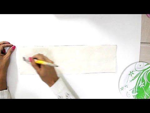 Como dublar o Tecido - YouTube