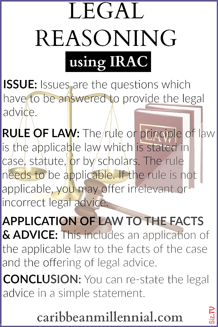This Blog Post Explains The Process Of Legal Reasoning Using The Irac Method It Assesses The Ide In 2020 Law School Life Law School Inspiration Law School Organization