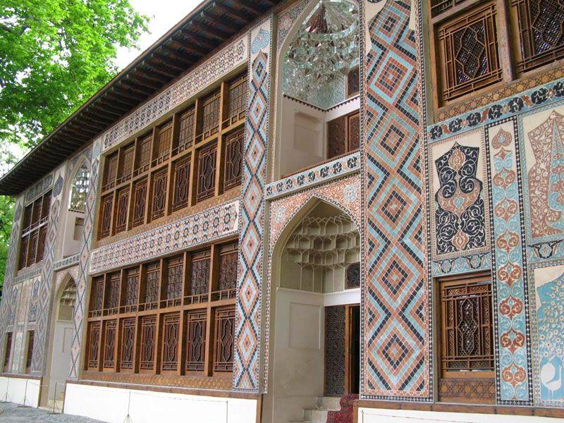 Sheki Khan S Palace Best Historical Places Of Azerbaijan By Go2azerbaijan Https Go2azerbaijan Com S Historical Place Historical Monuments Azerbaijan Travel